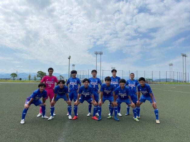 7月31日(土)高円宮杯県一部リーグ