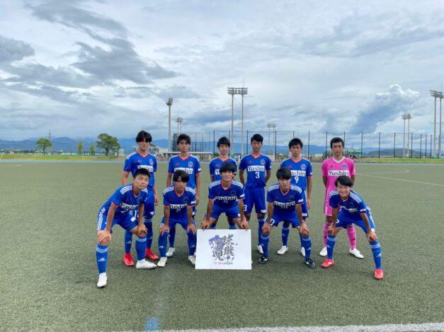 7月23日(金)球蹴男児U-16リーグ