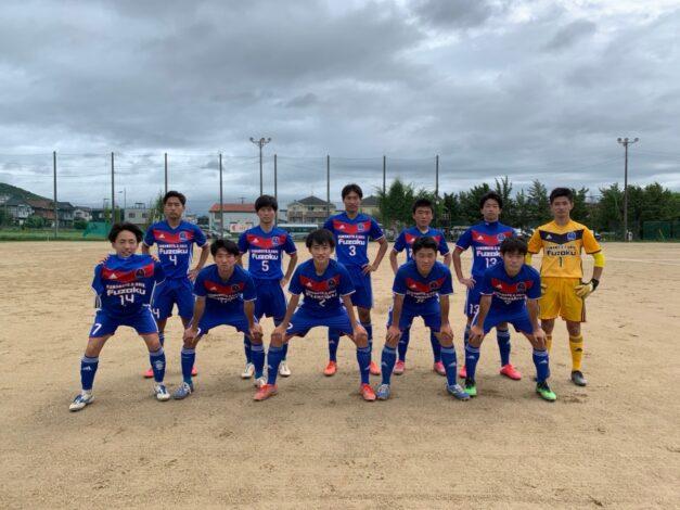 7月4日(日)高円宮杯県二部リーグ